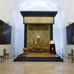 La sala Quaremba